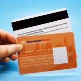Scheda di plastica di identificazione di foto degli impiegati dell'allievo di stampa su ordinazione
