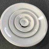 Circular de aluminio de HVAC techo redondo difusor de aire