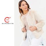 Xhの衣服は品質の都心の毛皮のコートを提供する