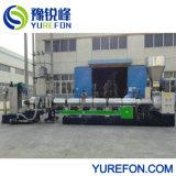 Stade de l'extrudeuse unique Double stable pour le recyclage de plastique