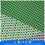 米国のHDPE平らなネットの熱い販売法は六角形の柔らかいプラスチック網の突き出た