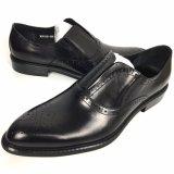 hecho personalizado Goodyear Mens diseñador italiano vestido de novia zapatos