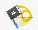 La fibra óptica CWDM 16CH con conector LC 2,0 mm Caja de plástico