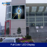 P4 LED 게시판을%s 가진 풀 컬러 발광 다이오드 표시 스크린 위원회를 광고하는 옥외 높은 광도