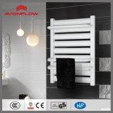 Il bianco di Avonflow copre i riscaldatori elettrici fissati al muro dello scaldino del tovagliolo di secchezza