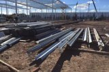 Ingeniería de construcción prefabricados de estructura de acero comercial edificio