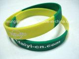 Wristband unisex e Mixed promozionale del silicone di colori