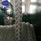 Diam. 128 mm 12- Strand Poliamida/polipropileno/poliéster cordas de amarração