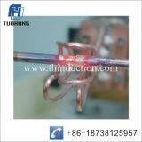 20kw chauffage par induction de l'équipement de soudure du tube de cuivre de la machine