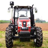 160HP四輪大きい力の農業の農場トラクター