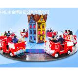 Paseos Paseos en el parque de diversiones infantil la extinción de incendios la batalla de venta