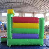 Los niños Arco Iris Castillo Hinchables Playhouse