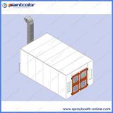 Дешевые краски стенд модель продаж с компактная конструкция с возможностью горячей замены