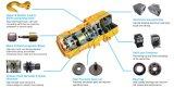 Txk Mシリーズセリウムの証明書が付いている電気チェーン起重機