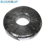 De color negro de la Energía Solar Fotovoltaica de cable de alambre, Cable XLPE