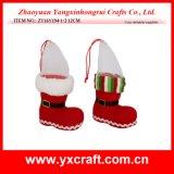 Décoration de Noël (ZY15Y005-1-2-3) bonbons de Noël de couleur de qualité supérieure d'amorçage meilleur démarrage de Noël