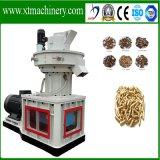 Tecnologia da barra da turbina, máquina da pelota da boa qualidade para a linha da biomassa