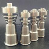 Tutti i generi di chiodi di titanio per i tubi di fumo di vetro