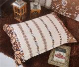 Lecho impreso colorido del edredón del Duvet de la mandala de Boho con la cubierta de la almohadilla