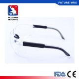 Antiauswirkung-Sicherheit Eyewear des Cer-En166 mit Bügeln justierbares Fxa005