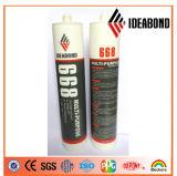 Puate d'étanchéité de silicones d'Ideabond 668 Acetoxy
