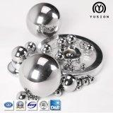 Bola de rolamento de aço cromado AISI 52100 de alta qualidade