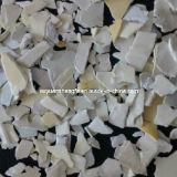 Les restes de matériaux en plastique ABS/flocons