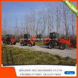 Heiße Minirad-Ladevorrichtung des Verkaufs-Zl15 1500kg für Verkauf