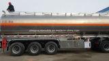 Трейлер топливного бака алюминиевого сплава 50000 нержавеющей стали бака литров трейлера Semi