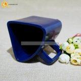 مبتكر يشكّل تصميم ملكيّة اللون الأزرق [كفّ موغ] خزفيّة