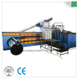 Máquina de la embaladora de la chatarra del motor diesel