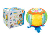 Het plastic Stuk speelgoed van de Trommel van de Baby van het Stuk speelgoed (H0940615)