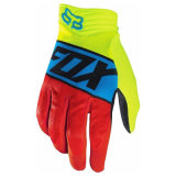 オートバイの競争のための青い普及したクロス・カントリーの手袋(MAG74)