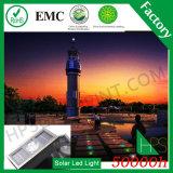 Cinq lumière solaire légère à la maison solaire des couleurs IP68 pour la maison
