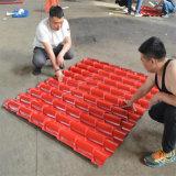 Rullo lustrato delle mattonelle di tetto che forma macchinario