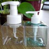 приватная бутылка пластмассы бутылки брызга бутылки квадрата логоса 250ml