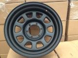 16X8 матовый черный 4X4 напрямик стальной колесный диск