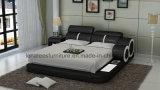 Lb8816普及したヨーロッパデザインベッドのホーム家具