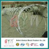 Передвижной барьер бритвы обеспеченностью/барьер провода бритвы колючий ленты Concertina