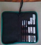 sacador del cincel 6PCS fijado en la bolsa de herramientas (PC-5)