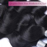 Vente en gros de tissage Extension de cheveux Cuticle Remy Virgin Cheveux humains brésiliens