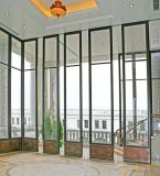Framed mobile Glass Wall pour Hotel, Shopping Mall, Office, salle d'exposition (NW-65)