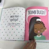 Жесткий футляр детей книги, красочные, швейные печати обязательную юридическую силу