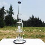 De donkere Tweeling veronderstelt de Rokende Waterpijpen van het Glas van de Waterpijp (S-GB-292)