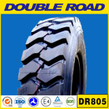 Las mejores marcas chinas el doble Neumático de Camión de carretera 285/75R24,5 285 75 24.5 La Línea de cuatro costillas Neumático de Camión Modelo 1100R20