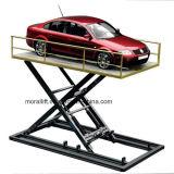 De AutoLift van de Lift van de Auto van het Parkeren van de garage met Hydraulische Aandrijving