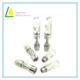 Soem-keramischer Ring GlasCbd ÖlVaporizer Vape Feder-Kassette