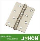 """鋼鉄締める物のハードウェアのドアかWindowsのヒンジ(4 """" X2.5 """"鋼鉄または鉄のハードウェアのアクセサリ)"""