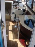 yate lleno de la pesca de la fibra de vidrio de la cabina de los 31FT