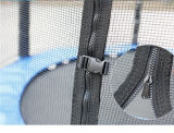 صنع وفقا لطلب الزّبون [سلد-12فت] بالغ لياقة [ترمبولين] كبيرة مستديرة مع [سفت] شبكة,